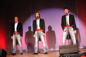 VoiceQ auf der Bonner AIDS-Gala 2012