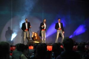 VoiceQ on stage